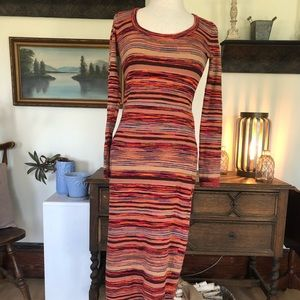 Mods International Long Sleeve Dress